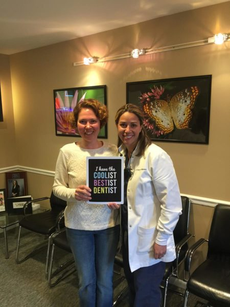 Port Jefferson Smiles - Karen Halpern DMD, MS - Testimonial 11