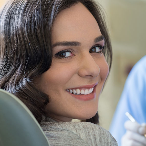 CEREC Patient