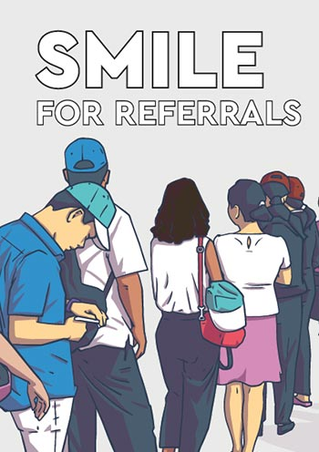 Smile For Referrals, Dental Product Shopper